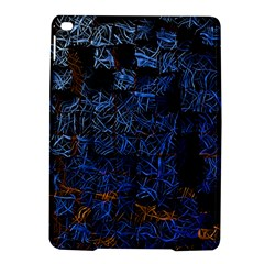 Background Abstract Art Pattern iPad Air 2 Hardshell Cases