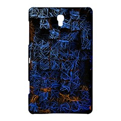 Background Abstract Art Pattern Samsung Galaxy Tab S (8.4 ) Hardshell Case