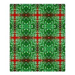 Geometric Seamless Pattern Digital Computer Graphic Shower Curtain 60  x 72  (Medium)