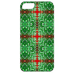 Geometric Seamless Pattern Digital Computer Graphic Apple Iphone 5 Classic Hardshell Case