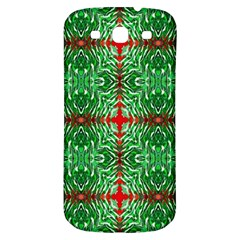 Geometric Seamless Pattern Digital Computer Graphic Samsung Galaxy S3 S Iii Classic Hardshell Back Case