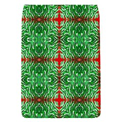 Geometric Seamless Pattern Digital Computer Graphic Flap Covers (s)