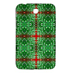 Geometric Seamless Pattern Digital Computer Graphic Samsung Galaxy Tab 3 (7 ) P3200 Hardshell Case