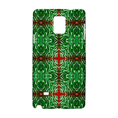 Geometric Seamless Pattern Digital Computer Graphic Samsung Galaxy Note 4 Hardshell Case