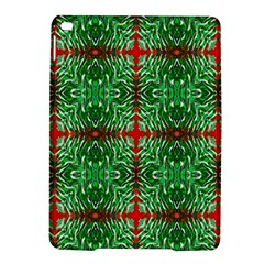 Geometric Seamless Pattern Digital Computer Graphic iPad Air 2 Hardshell Cases
