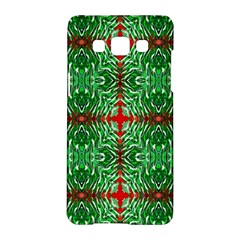 Geometric Seamless Pattern Digital Computer Graphic Samsung Galaxy A5 Hardshell Case