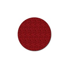 Bicycle Guitar Casual Car Red Golf Ball Marker