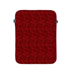 Bicycle Guitar Casual Car Red Apple iPad 2/3/4 Protective Soft Cases