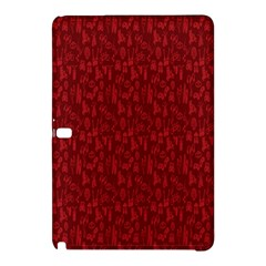 Bicycle Guitar Casual Car Red Samsung Galaxy Tab Pro 12 2 Hardshell Case