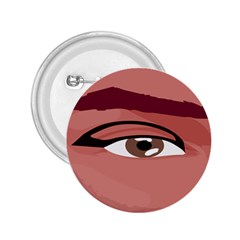 Eye Difficulty Red 2.25  Buttons
