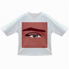 Eye Difficulty Red Infant/Toddler T-Shirts