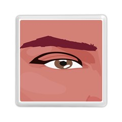 Eye Difficulty Red Memory Card Reader (Square)