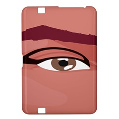 Eye Difficulty Red Kindle Fire HD 8.9
