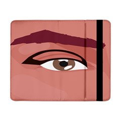 Eye Difficulty Red Samsung Galaxy Tab Pro 8.4  Flip Case