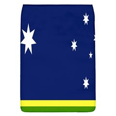 Flag Star Blue Green Yellow Flap Covers (L)