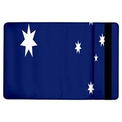 Flag Star Blue Green Yellow iPad Air Flip