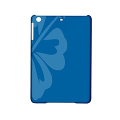 Hibiscus Sakura Classic Blue Ipad Mini 2 Hardshell Cases