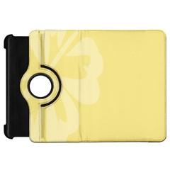 Hibiscus Custard Yellow Kindle Fire HD 7
