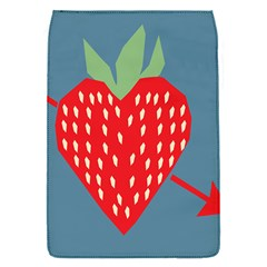 Fruit Red Strawberry Flap Covers (S)