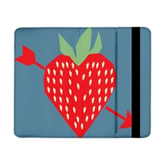 Fruit Red Strawberry Samsung Galaxy Tab Pro 8.4  Flip Case
