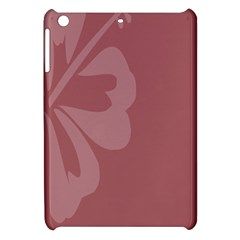 Hibiscus Sakura Red Apple iPad Mini Hardshell Case