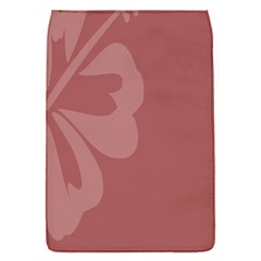 Hibiscus Sakura Red Flap Covers (S)