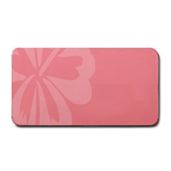 Hibiscus Sakura Strawberry Ice Pink Medium Bar Mats