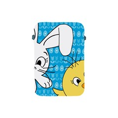 Easter bunny and chick  Apple iPad Mini Protective Soft Cases