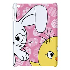 Easter bunny and chick  Apple iPad Mini Hardshell Case