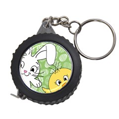 Easter bunny and chick  Measuring Tapes