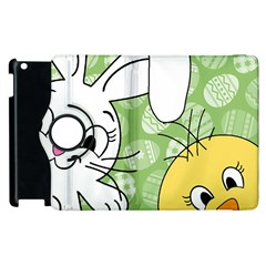 Easter bunny and chick  Apple iPad 3/4 Flip 360 Case