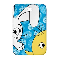 Easter bunny and chick  Samsung Galaxy Note 8.0 N5100 Hardshell Case