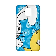 Easter bunny and chick  Samsung Galaxy S5 Hardshell Case