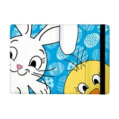 Easter bunny and chick  iPad Mini 2 Flip Cases