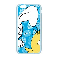 Easter bunny and chick  Apple Seamless iPhone 6/6S Case (Color)