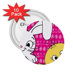 Easter 2.25  Buttons (10 pack)