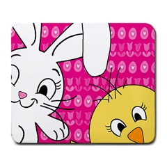 Easter Large Mousepads