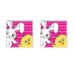 Easter Cufflinks (Square)