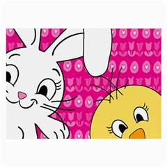 Easter Large Glasses Cloth