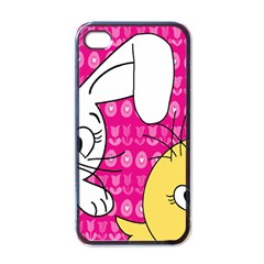 Easter Apple iPhone 4 Case (Black)