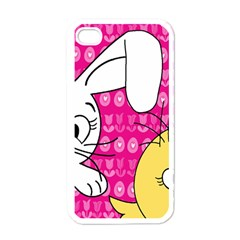 Easter Apple iPhone 4 Case (White)