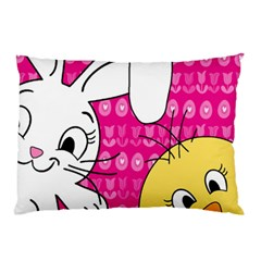 Easter Pillow Case (Two Sides)