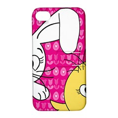 Easter Apple iPhone 4/4S Hardshell Case with Stand