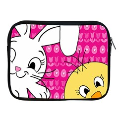Easter Apple iPad 2/3/4 Zipper Cases