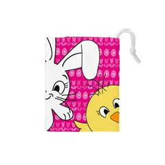 Easter Drawstring Pouches (Small)