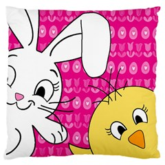 Easter Standard Flano Cushion Case (One Side)
