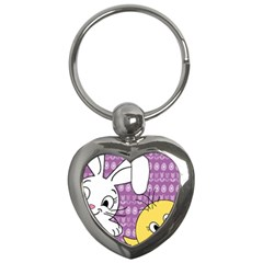 Easter Key Chains (Heart)