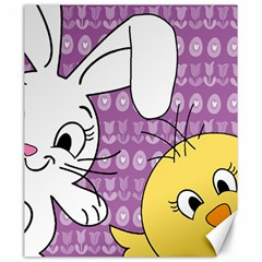 Easter Canvas 20  x 24