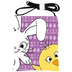 Easter Shoulder Sling Bags