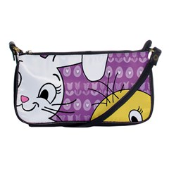 Easter Shoulder Clutch Bags